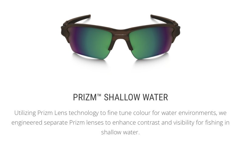 PRIZM™ SHALLOW WATER