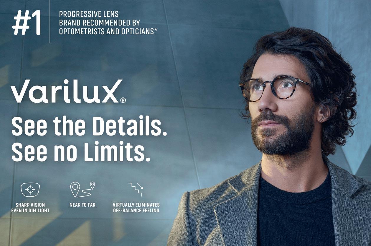 Varilux® Progressive Lenses